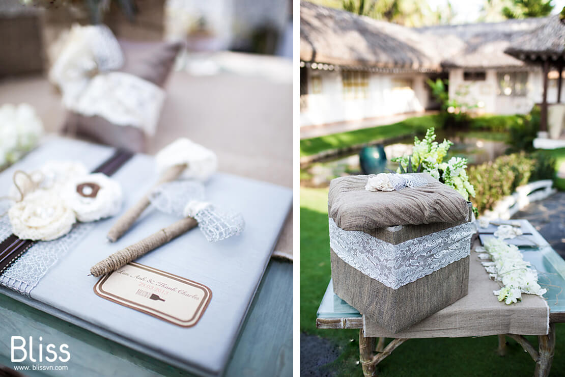 rustic wedding in vietnam by bliss wedding planner việt nam