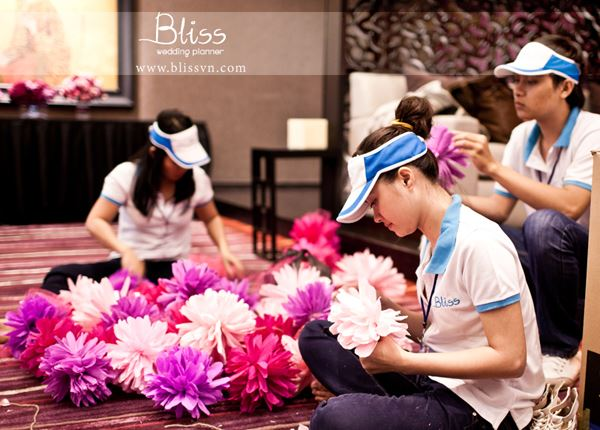 How To Be A Wedding Planner In Vietnam Bliss Viet Nam The Best