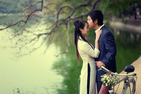 The Best Places to take wedding photo in Hanoi