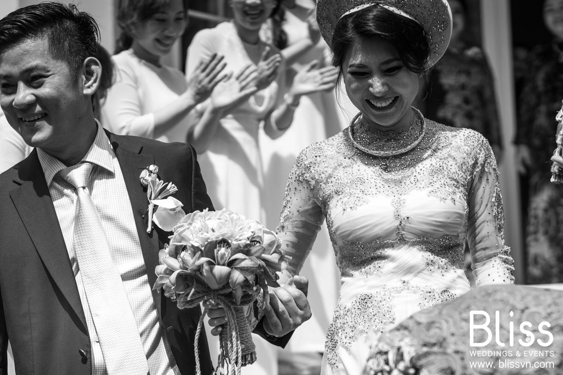 11 Things That Almost Always Happen in Vietnamese Wedding