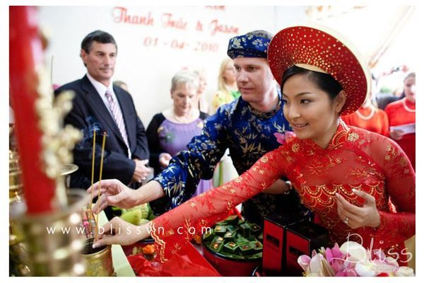 Wedding Custom and Ceremony in Vietnam - The important rituals