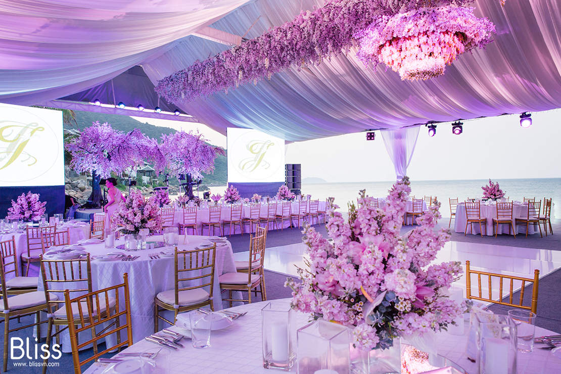 4 extraordinary ideas for luxury wedding decoration