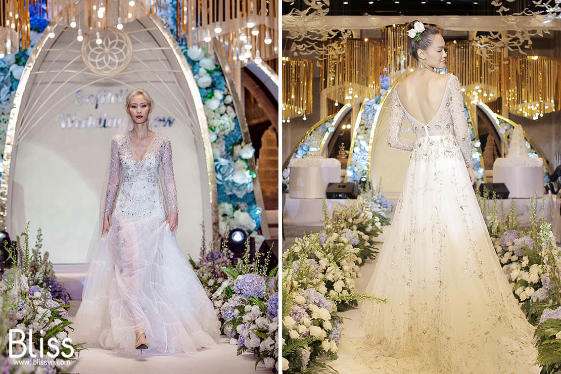 wedding fair in sofitel vietnam bliss wedding and event planner vietnam