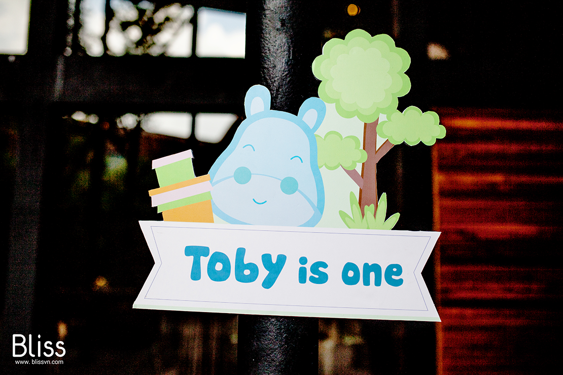 Toby Is One