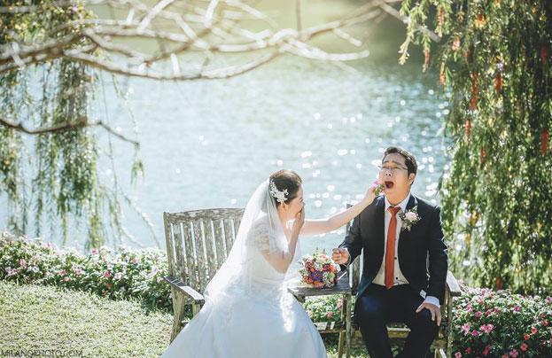 luxury wedding in vietnam