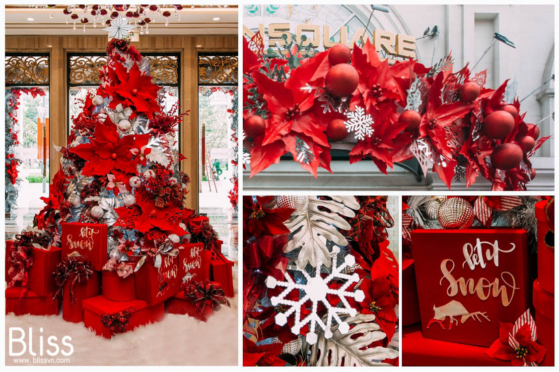 christmas decoration trends in 2018 bliss vietnam - Christmas Decor Trends 2018