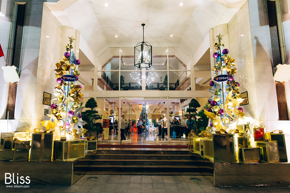 Christmas Decoration Company - Bliss Viet Nam - The Best Wedding ...
