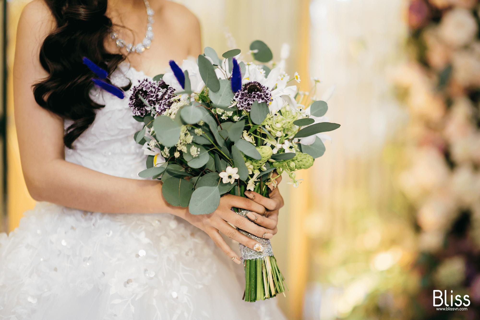 Tổ chức tiệc cưới cao cấp